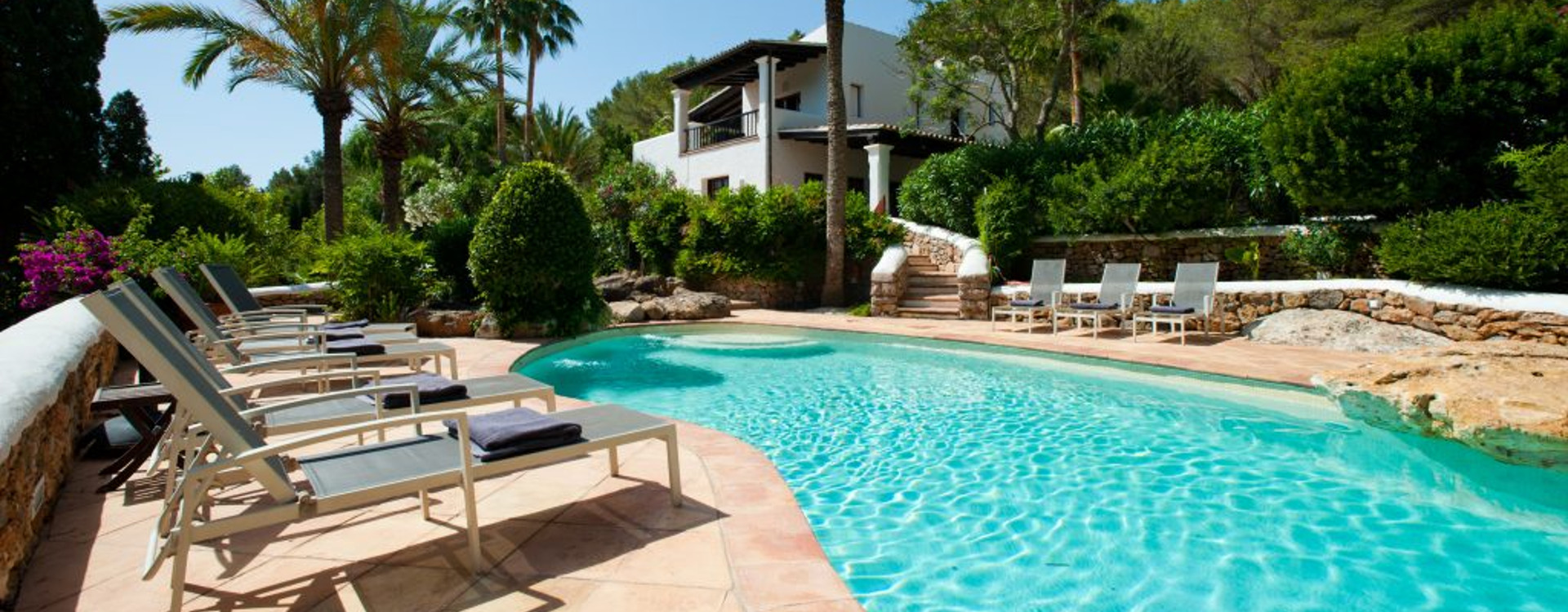 Ibiza coountry villa with private pool